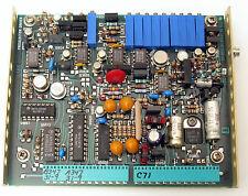Tektronix 670 5552 05 Preselector Driver Board A42 494a 494ap Working Warranty