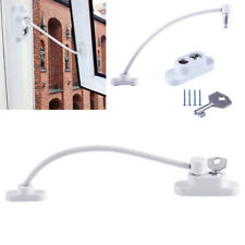1/2/4 x UPVC Window Restrictor Safety Cable Lock Wire kids Child Security locks