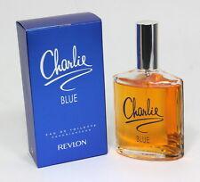 REVLON     CHARLIE     BLUE       EAU DE TOILETTE       FEMME     100ML     NEUF