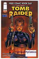TOMB RAIDER, FCBD 2002, NM+, Movie, Origin Lara Croft, more TR in store