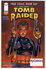TOMB RAIDER, FCBD 2002, NM+, Movie, Origin Lara Croft, more TR in store