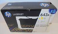 HP Q5952A 643A Toner gelb für Color Laserjet 4700  NEU & OVP