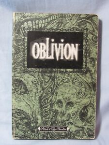 Oblivion Wraith1996 White Wolf Games Minds Eye Theatre