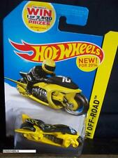 HOT WHEELS 2014 #119 -1 FLY BY YELLO AMER OFF ROAD