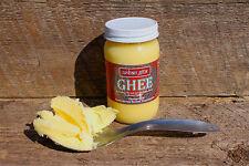 Urban Gita Ghee 16 oz, from cultured organic butter of PNW grass fed cows