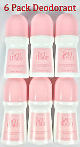 AVON Sweet Honesty Roll-on antiperspirant deodorant  Bonus Size  LOT OF X  6
