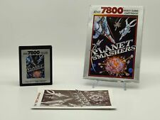 Planet Smashers | Atari 7800 PAL (P Sticker) | Complete with Manual