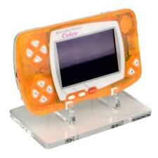 Stand for Bandai Wonderswan color console - Frosted Clear | Rose Colored Gaming