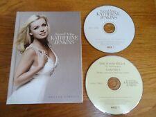 Katherine Jenkins Sacred Arias 2 CD Deluxe Edition Hardback Book Casing