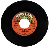 "R. DEAN TAYLOR  ""AIN'T IT A SAD THING c/w BACK STREET""    MOTOWN    LISTEN!"