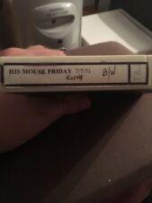 Super 8 Cine Película Tom Y Jerry en su ratón Viernes. 200 ft (approx. 60.96 m) B/W sonido raro.