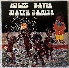 MILES DAVIS WATER BABIES JAPAN CD PAPERSLEEVE MINI LP