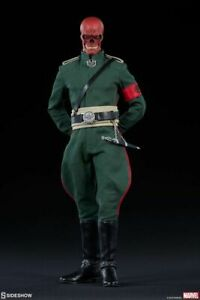 """Captain America - Red Skull 1:6 Scale 12"""" Action Figure-SID100175-SIDESHOW CO..."""