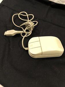 Mega RARE Vintage AMIGA Computer PC 9-Pin 3 Button BUS Mouse ONLY 1 ON eBay IBM
