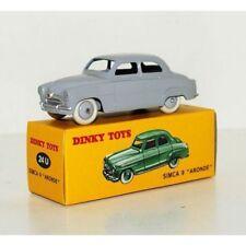 Dinky Toys 24U - SIMCA 9 Aronde grise 1:43, Atlas