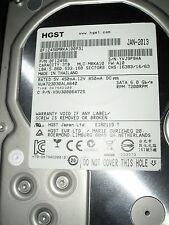 HGST 3TB Ultrastar 7K3000 HUA723030ALA640 PN 0F12456
