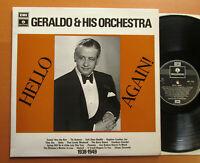 Hello Again! Geraldo & His Orchestra 1938-1949 NEAR MINT EMI Parlophone PMC 7139