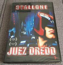 JUEZ DREDD - 1 DVD MULTIZONA 1-6 CON EXTRAS - 91 MIN - NEW SEALED NUEVO EMBALADO