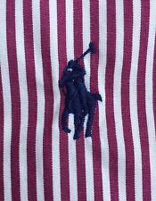 Ralph Lauren Polo Long Sleeve Button Down Shirt, Multicolor, Men's L