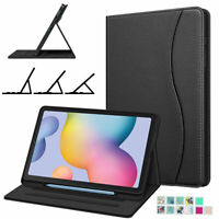 For Samsung Galaxy Tab S6 Lite 10.4'' 2020 SM-P610 Multi-Angle Case Stand Cover