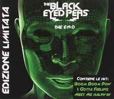 THE BLACK EYED PEAS THE END CD  SIGILLATO EDIZIONE LIMITATA