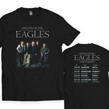 The Eagles Tour Dates 2017 Rock Band Legend Men's unisex T Shirt S-3XL