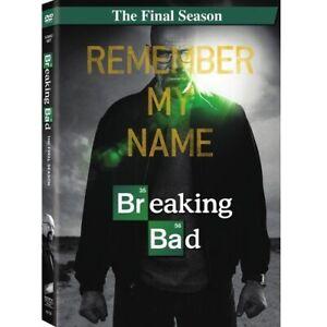 Breaking Bad : Season 6 (DVD, 3-Disc Set) PAL Region 2, 4, 5 (The Final Season)