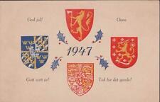 Major D Carruthers Dobie. Eagle-Lion Films. Scandinavia & Finland. 1947 ra.99