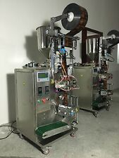 Vertical sachet cooking oil packing machine/shampoo/Gel pouch packing machinery