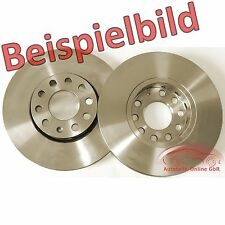 DISCOS DE FRENO DELANTEROS 5er BMW E39 Limousine Touring Familiar BS