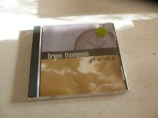 BRYON THOMPSON - Get on WIth it - 9-track UK DJ Promo CD LP