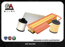 Kit Tagliando Fiat Punto 1.3 Multijet Idea Lancia Ypsilon EURO4 impianto Purflux