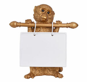 Writing Tablet Painting Schreiblernhilfe Drawing Board Monkey White Wall