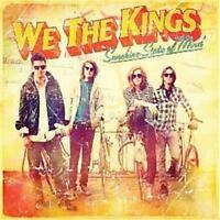 WE THE KINGS Sunshine State Of Mind CD NEW