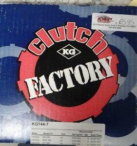 KG Clutch Factory Friction Disc Set KG144-7 Pro Series