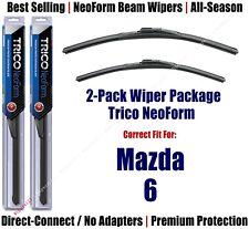 2pk Super-Premium NeoForm Wipers fit 2003-2008 Mazda 6 16220/180