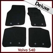 Volvo S40 Mk1 1995-2004 Tailored LUXURY 1300g Carpet Car Floor Mats BLACK