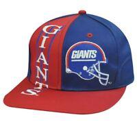 SNAPBACK HAT CAP NFL NEW YORK GIANTS OLD SCHOOL VINTAGE DEADSTOCK DREW PEARSON