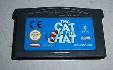 The Cat in the Hat-Nintendo GBA juego (módulo)