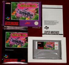 *Complete* Super Nintendo SNES Game GHOUL PATROL PAL English