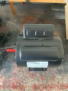 2 HP Compressor Duty Chicago Electric Motor 3450 RPM 120/240 V Single Phase -New