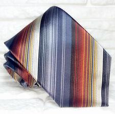 Cravatta uomo TOP Quality NOVITÀ Made in Italy marchio 100% seta TRE