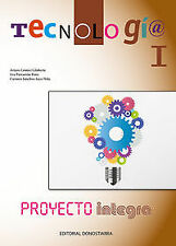 (15).TECNOLOGIA I (ESO).(INTEGRA). NUEVO. Nacional URGENTE/Internac. económico.