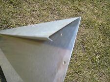 Schneckenzaun verzinkt Blech Schneckenschutz Schneckensperre Metallzaun