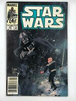 Star Wars #92 Marvel 1985 Copper Age COMIC BOOK