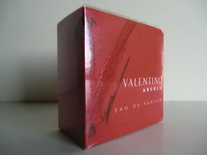 Valentino V Absolu Pour Femme EDP Nat Spray 50ml - 1.6 Oz BNIB Retail Sealed