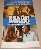 klein,Filmplakat  ,MADO,ROMY SCHNEIDER,MICHEL PICCOLI