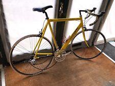 Aluminium Vintage,Racing Bike, Fausto Coppi,Shimano,Crankset,Wheels, Seat,Brakes