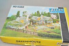 HO building structure KIT Atlas Greenhouses farm