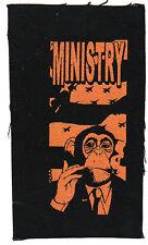 PATCH PUNK     MINISTRY     PATCH  ECUSSON A COUDRE